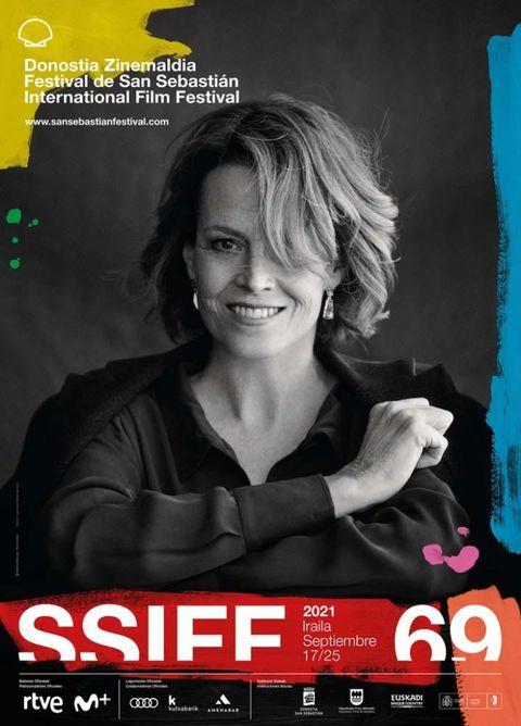 cartel del festival de san sebastián 2021