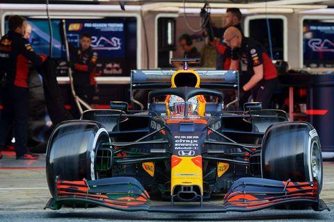F1 2020 - Test pretemporada - Día 3