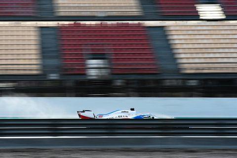 F1 2020 - Test pretemporada - Día 5