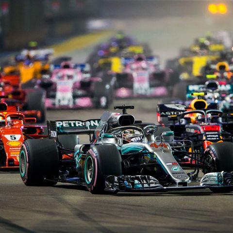Calendario F1 2019 Fox Sports.Formula 1 2019 How To Watch Every Race On The Calendar
