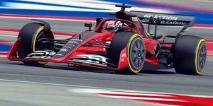 F1 レギュレーション 変更 レースカー