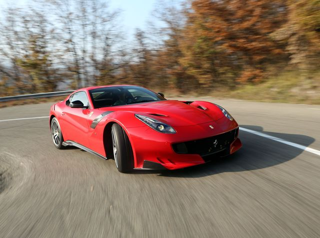 Ferrari F12berlinetta Review Pricing And Specs