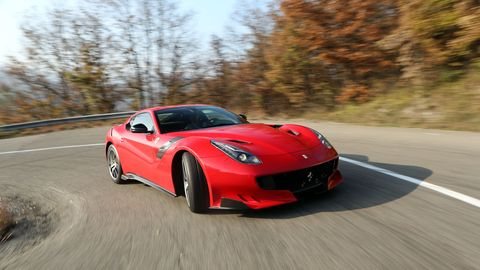 New Ferrari Cars Models And Prices Car And Driver
