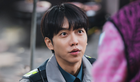 韓劇《mouse》是李昇基首次挑戰「限制級」作品