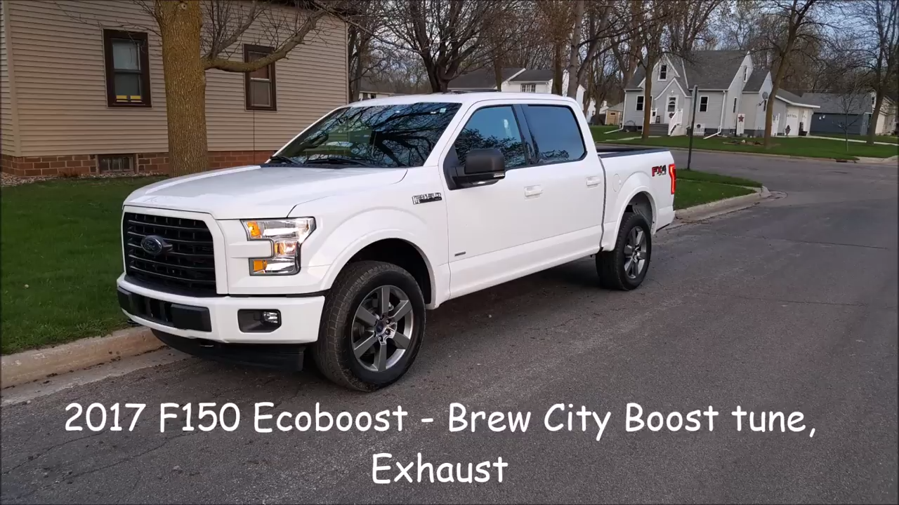 Watch a Tuned F-150 EcoBoost Beat a Hellcat, and Run a 12