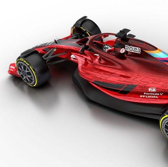F1 2021 レギュレーション 変更 カーレース