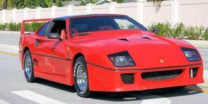 Ferrari F40 replica a la venta