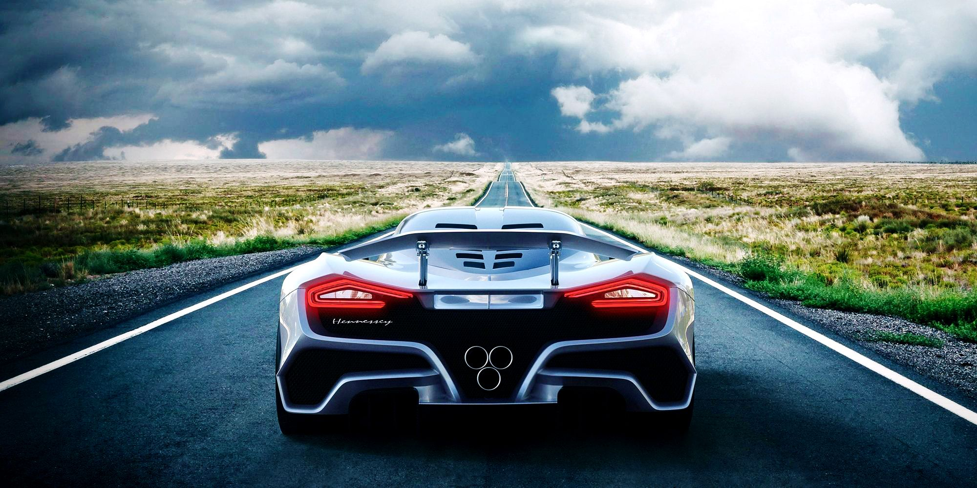 Hennessey\'s Venom F5 Could Be the Fastest Car in the World