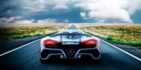 Hennessey S Venom F5 Could Break 300 Mph To Be The Fastest Car In World