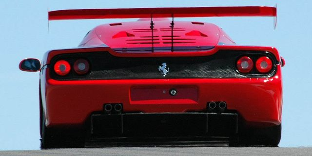 This Ferrari F50 GT Is Better Than Coffee 304797f49ccf