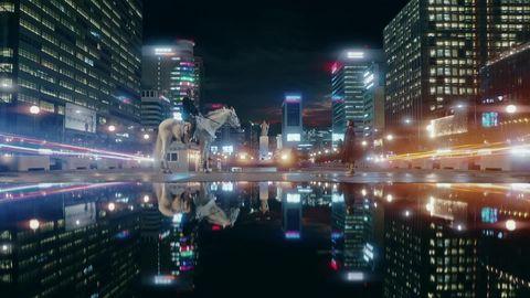 Cityscape, City, Metropolitan area, Metropolis, Urban area, Night, Skyscraper, Downtown, Human settlement, Landmark,