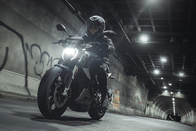 zero motorcycles srf