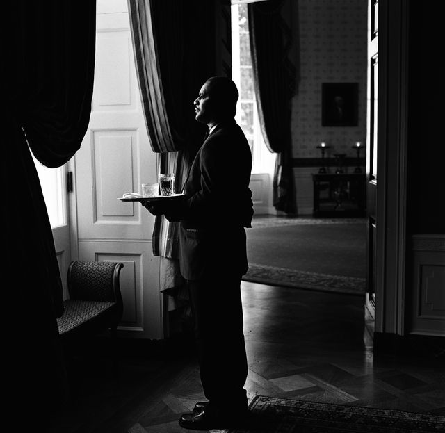 """White House Butler William """"Buddy"""" Carter Retires After 47 Years"""