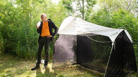 amsterdam vondelpark expeditie nieuwe diersoort ontdekt kever beatles insecten