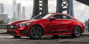 2019 Mercedes-Benz CLS450 4Matic