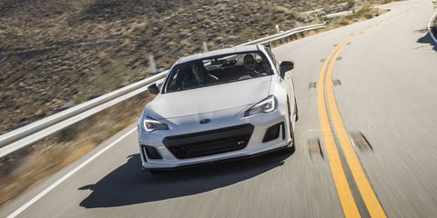 There's a Next-Gen Toyota 86 and Subaru BRZ Coming, And It Might