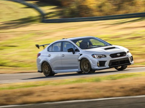 2019 Subaru Wrx Sti S209 Is Actually Built By Sti