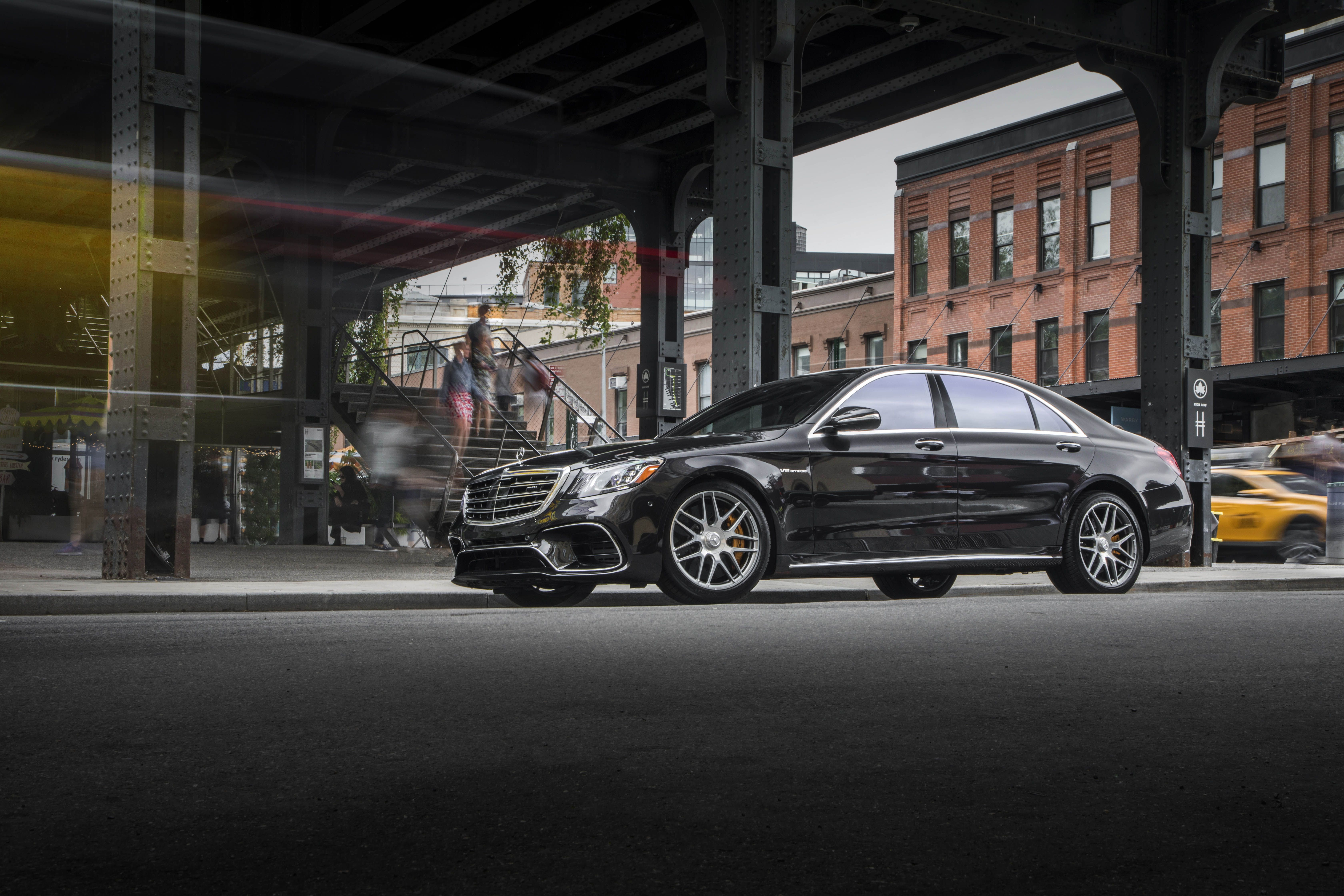 2020 Mercedes Amg S63 S65 Review Pricing And Specs