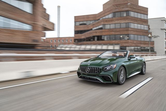 Mercedes Benz Will Ax 7 Coupes And Convertibles