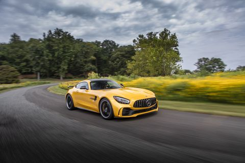 2020 Mercedes-AMG GT R Coupe