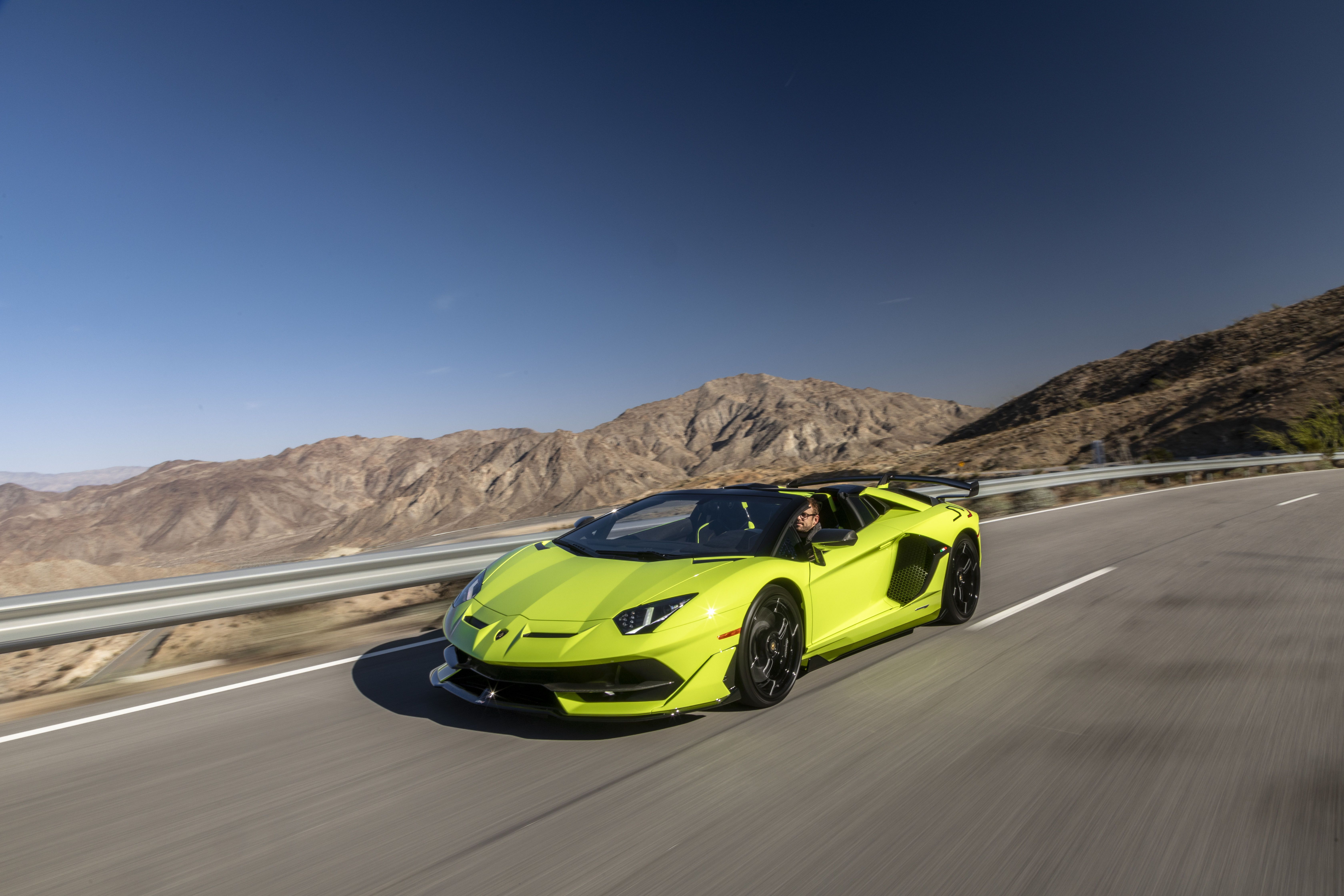 Lamborghini Aventador Svj Roadster Will Make Your Brain Scream