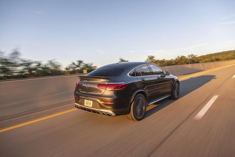 2020 Mercedes-AMG GLC63S Coupe