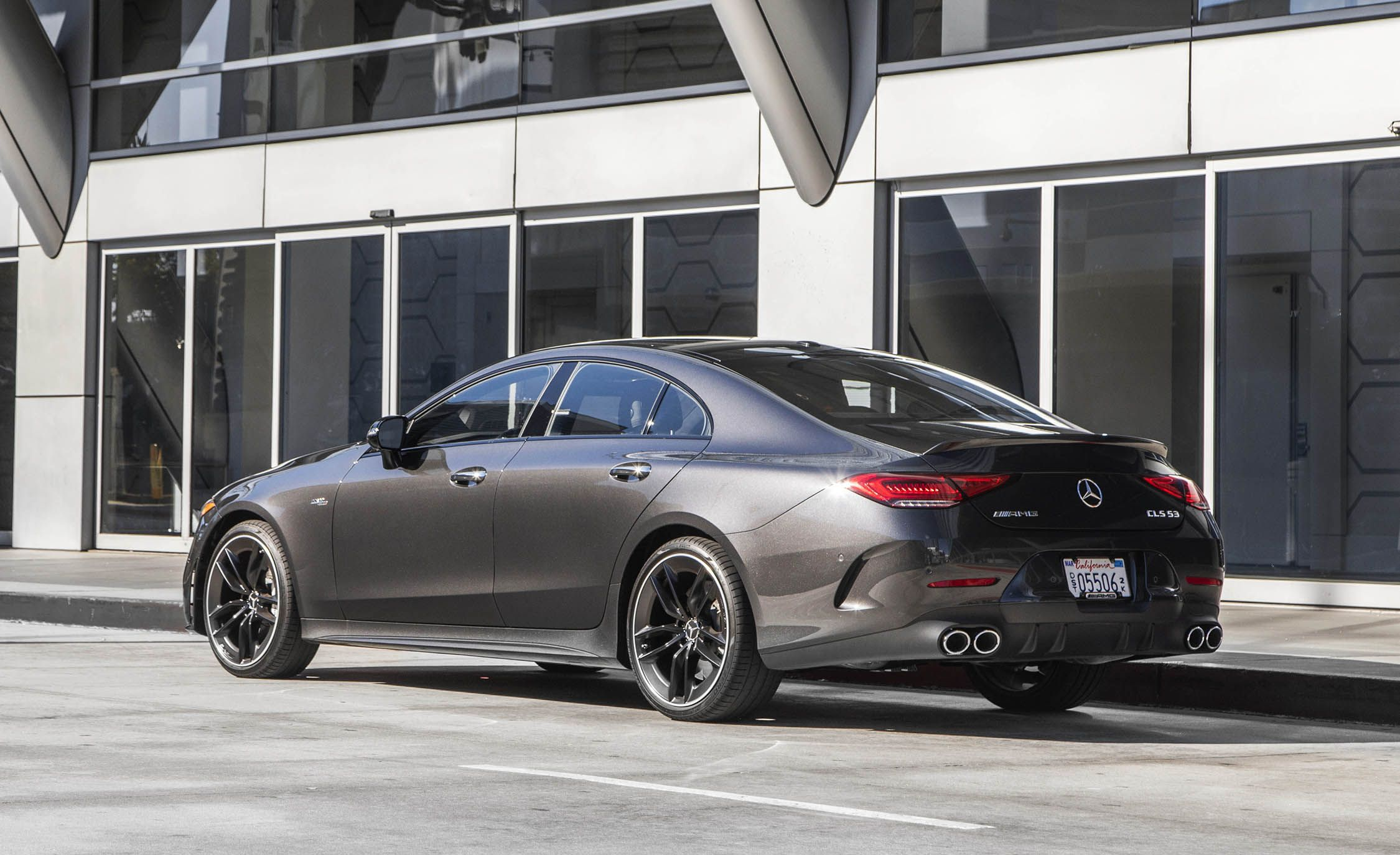 2019 Mercedes-Benz CLS Pricing - Much Higher Than the E-class