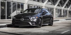 2020 Mercedes-AMG CLS53 front