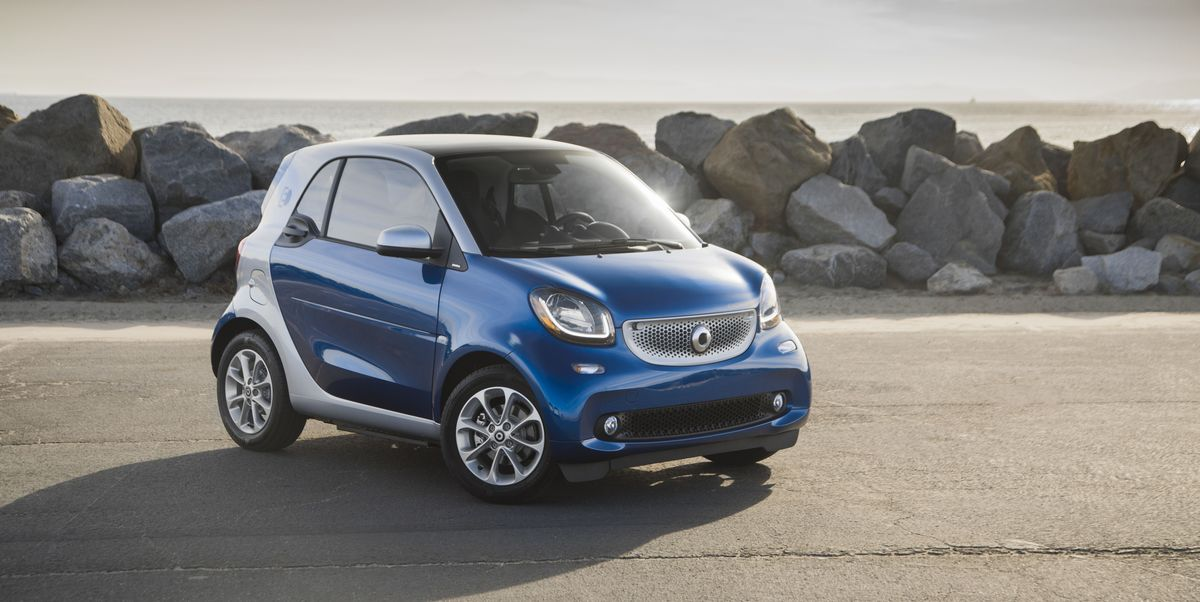 Smart Car Brand Discontinued For The U S Market By Mercedes
