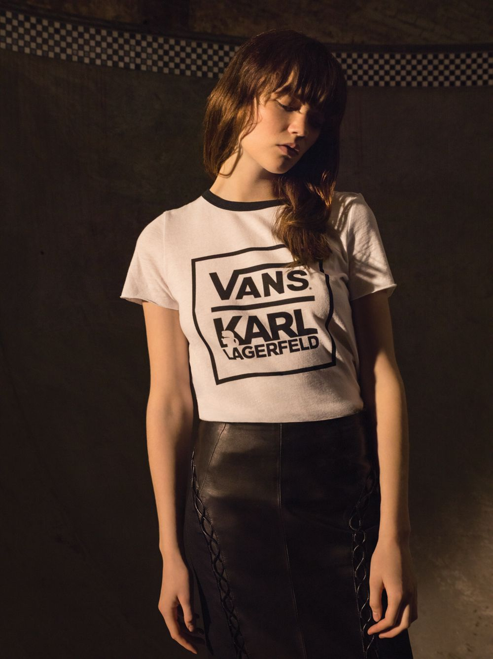 Here's a First Look at the Vans x Karl Lagerfeld Collab