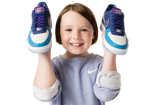 ab48a2d492bb 6 Kids at a Portland Children s Hospital Designed the Coolest Nikes You Can  Get This Year