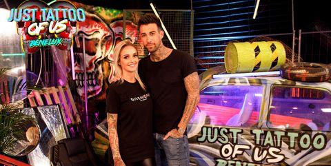 Yay Pommeline En Fabrizio Doen Mee Aan Just Tattoo Of Us