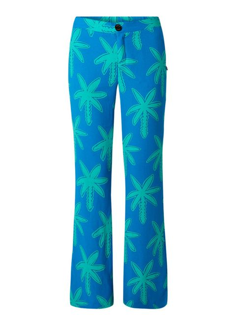 Clothing, Green, Active pants, Aqua, Blue, Turquoise, Trousers, sweatpant, Sportswear, Electric blue,