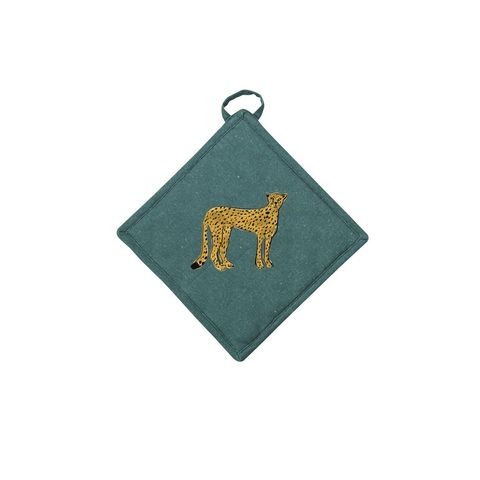 Green, Giraffe, Turquoise, Canidae, Fashion accessory, Triangle,