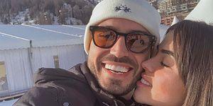 Violeta y Fabio viaje romántico