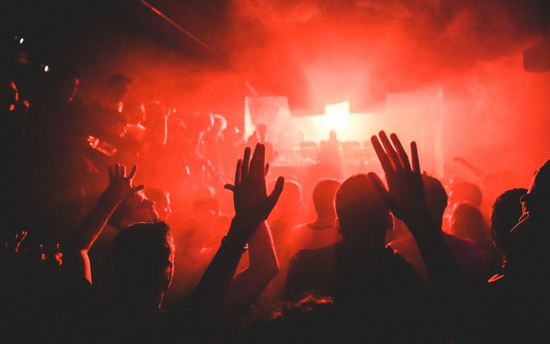 Fabric nightclubLondon