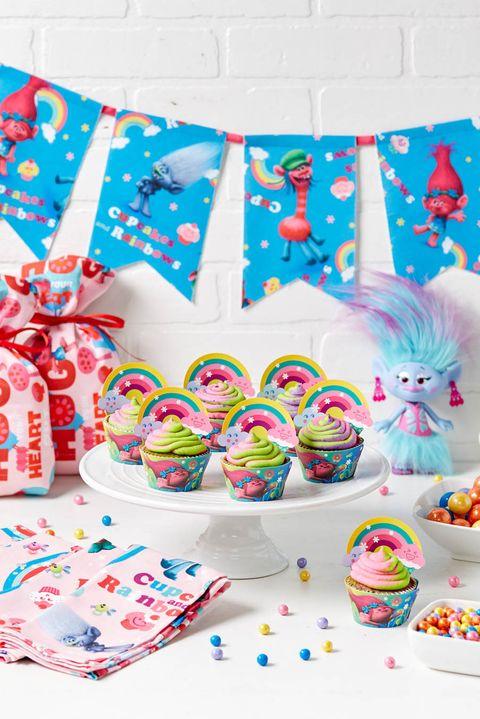 23 Trolls Birthday Party Ideas Trolls Themed Birthday Party Decorations