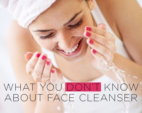 10 Things You Never Knew About Your Face Cleanser