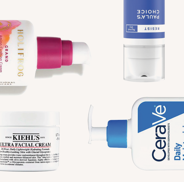 best fragrance free face creams