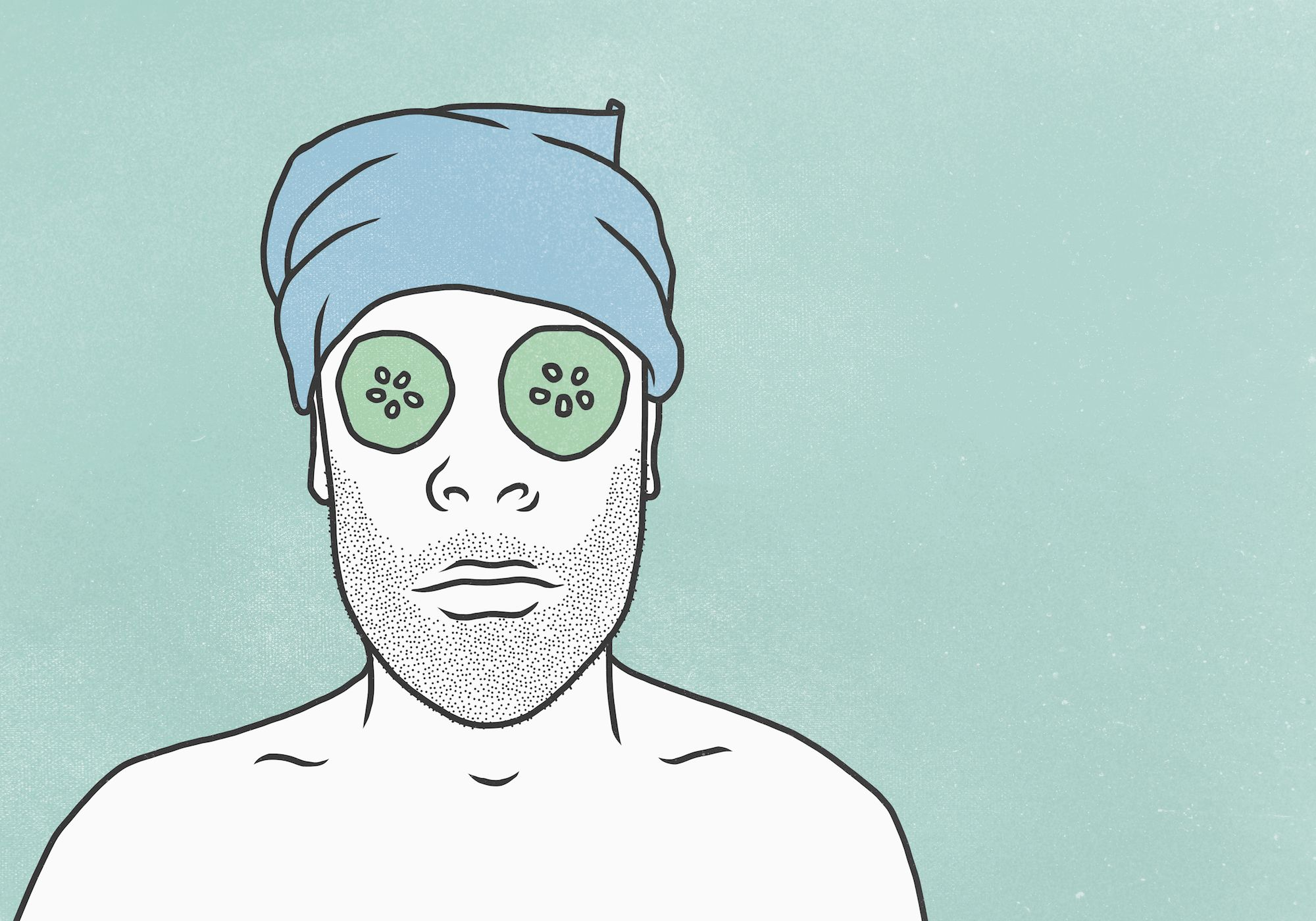 A Man's Guide To Face Masks forecasting