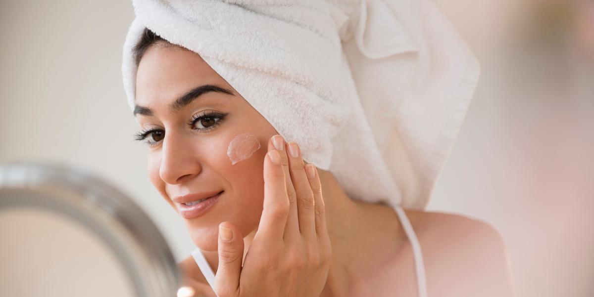 Image result for moisturize face