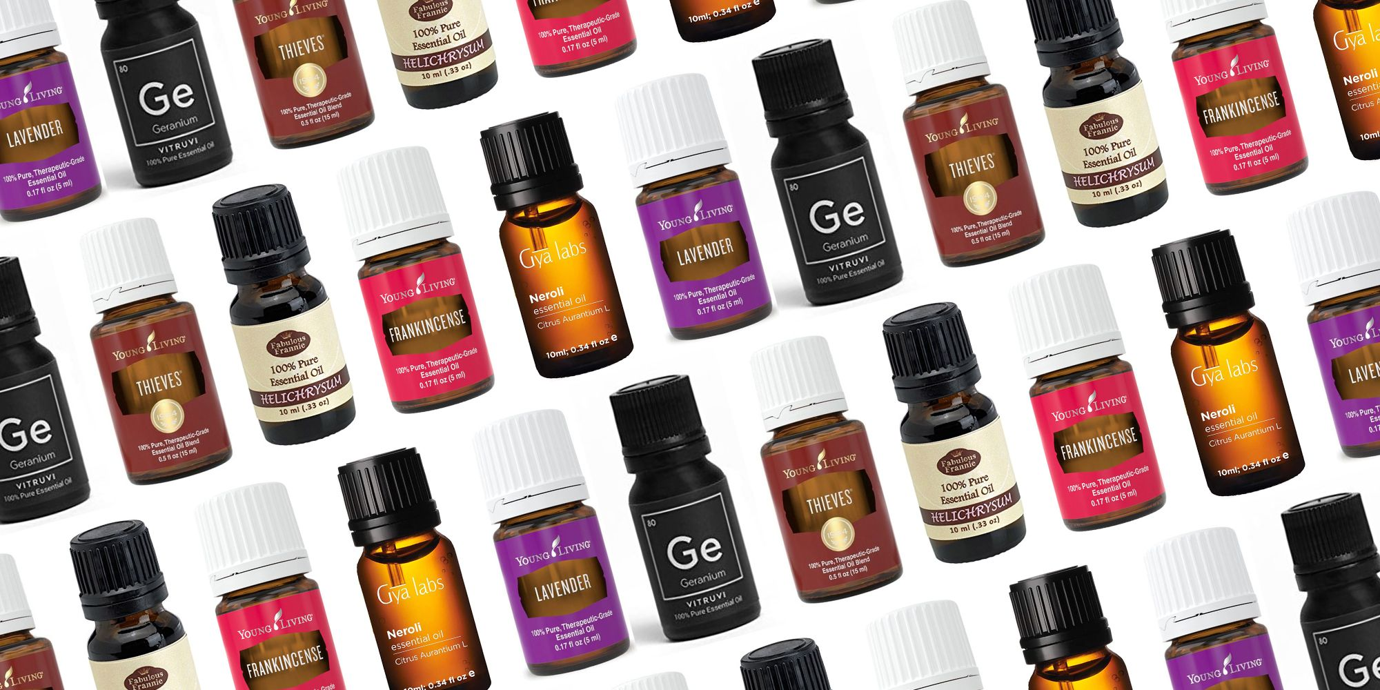 20 Best Essential Oils For Glowing Skin Lavender Grapefruit And More