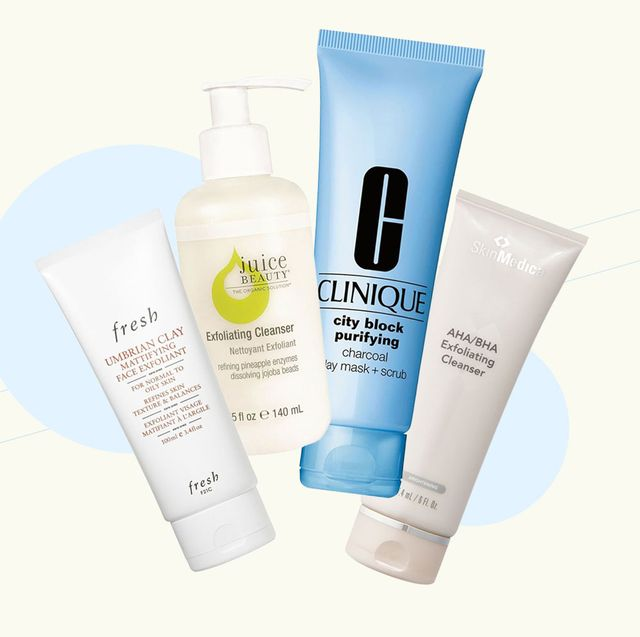 10 Best Face Scrubs Of 2020 How To Physically Exfoliate Your Skin