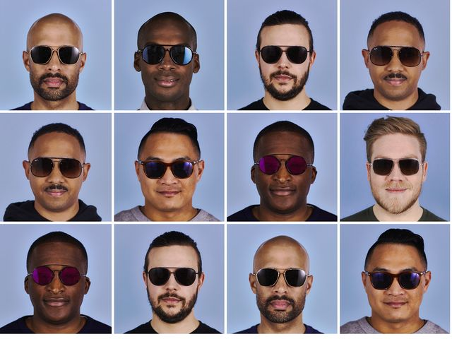efffee1dde45 48 Best Sunglasses for Men By Face Shape - How to Pick Glasses for ...