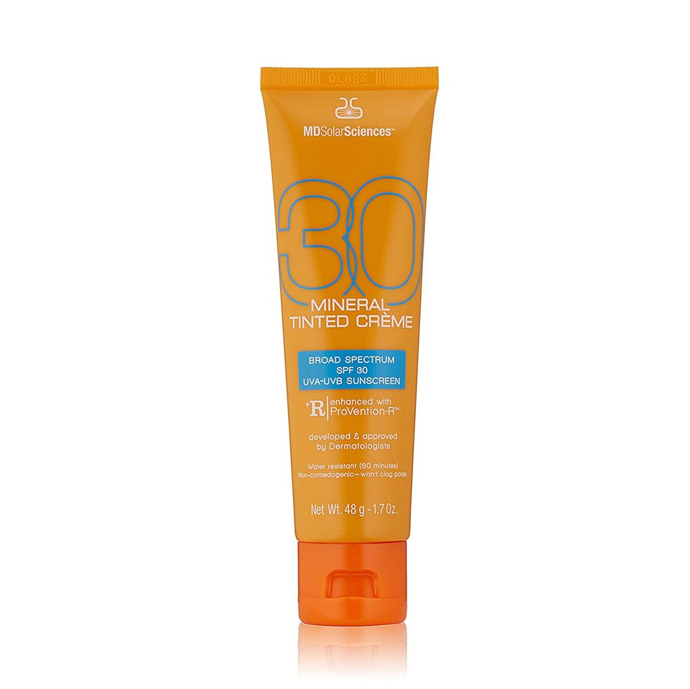 MD SolarSciences Mineral Tinted Creme