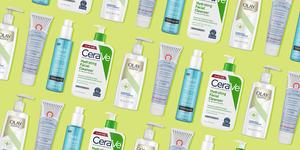 best face wash cleanser dry sensitive skin