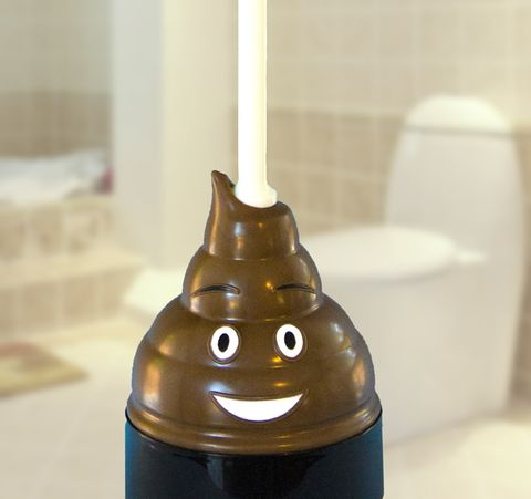 Win or Lose, Oscar Nominees Will Go Home With a Poop Emoji Plunger