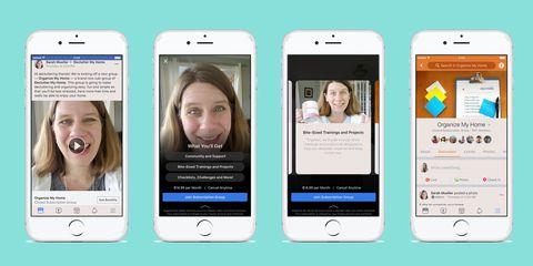 Facebook Will Begin Charging for Premium Content