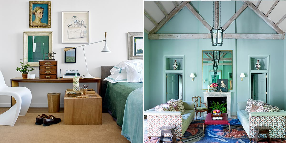20 beautiful mint green rooms for spring the best colors - Mint green bedroom decorating ideas ...