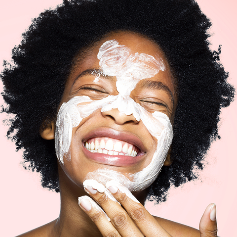 how to ace an at home facial